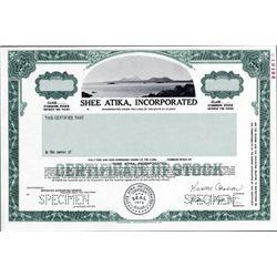 Alaska. U.S. Shee Atika, Incorp.