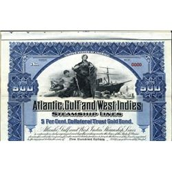 U.S. Atlantic, Gulf and West Indies Steamship Co.