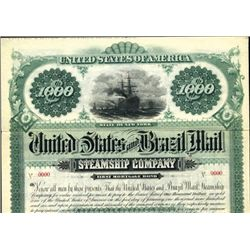 NY.  United States and Brazil Mail Steamship Co.