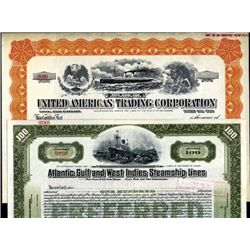 U.S., Mexico Steamship Companies (2).
