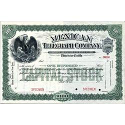 Mexico Mexican Telegraph Co.