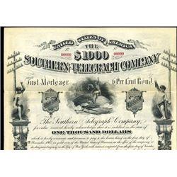 U.S. Southern Telegraph Company.
