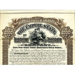 NY.  The Empire State Telephone and Telegraph Co.