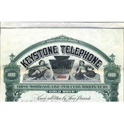 Keystone Telephone Co. of Philadelphia