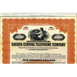 South Dakota. U.S. Dakota Central Telephone Co.