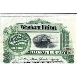 U.S. The Western Union Telegraph Co.