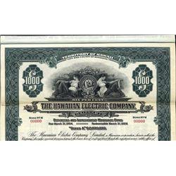 Hawaiian Electric Company Bond