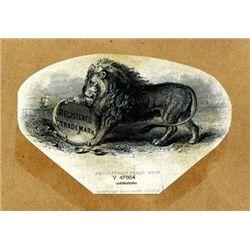 U.S. Lion Vignette Variation Study.