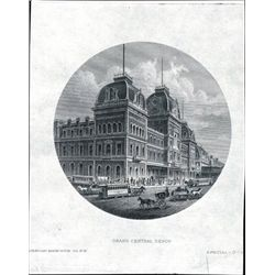 U.S. Building and Factory Vignettes (17)