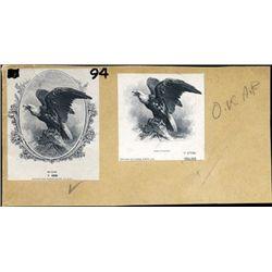 U.S. Eagle Vignette Study #1.