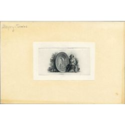 U.S. Coin Vignette, Allegorical Woman with Sword