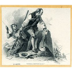 U.S. Civil and Revolutionary War Vignettes
