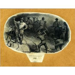 Large Size Mining Vignette by Homer Lee BNC