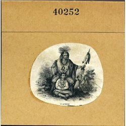 U.S. Native American Vignettes.