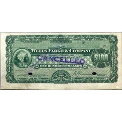 U.S. Wells Fargo and Company.
