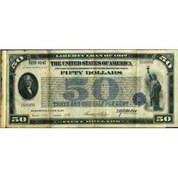 U.S. Liberty Loan of 1917.