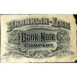 NY. Franklin-Lee BNC Advertising Sign