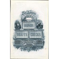 MO.  St. Louis BNC Advertising Sheet