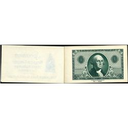 U.S. Columbian Banknote Company Color Sample Book