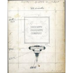 Security BNC Annual Report for 1948 Proof Model