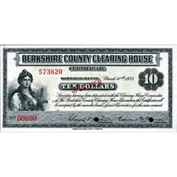 Berkshire County Clearing  House Certificates