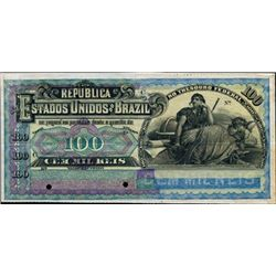 Republica Dos Estados Unidos Do Brazil.