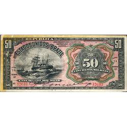 Counterfeit Rep.Dos Estados Unidos Do Brazil