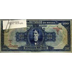 Rep. Dos Estados Unidos Do Brazil Counterfeit