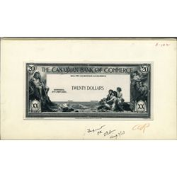 Canadian Bank of Commerce Progressive Proofs