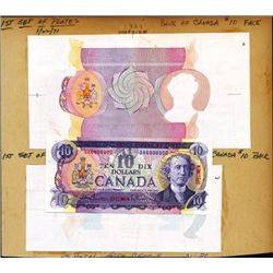 Bank of Canada Specimen & Proof Banknote