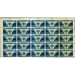 Republik Indonesia Archival Proof-Specimen Sheet