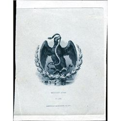 Mexico. Arms of Mexico Archival Collection (15).