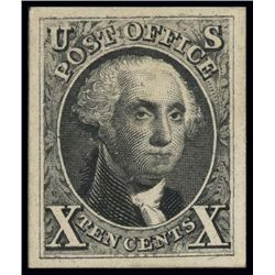 U.S. 10 cts Washington, Scott #4P4 Plate proof