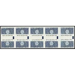 New York City/State Tax Paid Essay Stamps.
