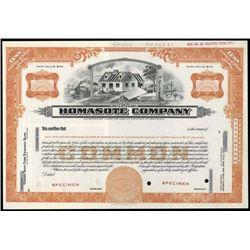 New Jersey. Homasote Company.
