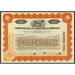 PA. Delaware. Dairy Co. Bonds and Stock.