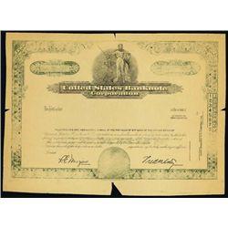 VA. US Banknote Company Proof & Spec. Assort.