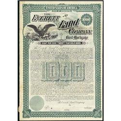 Washington. The Everett Land Company.