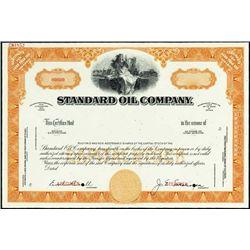 Indiana. Standard Oil Company.