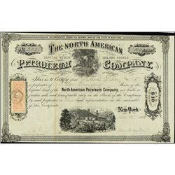 New York. The North American Petroleum Co..