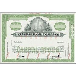 NJ. CA. Standard Oil Company Pair.