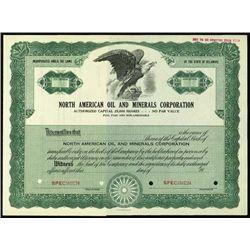 Oil Stock Certificate Assortment.