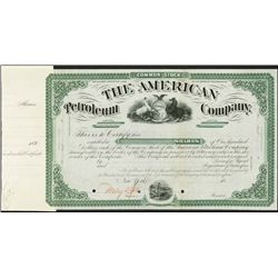 PA. The American Petroleum Co. Approval Proof.