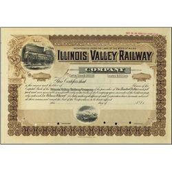 Illinois. Illinois Valley Railway.