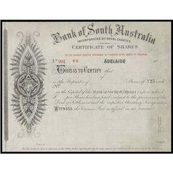 Australia. Bank of South Australia.
