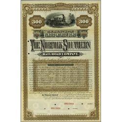 North Carolina. The Norfolk Southern Railroad Co.