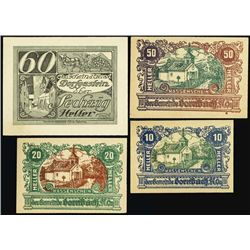Austria. Austrian Notgeld Assortment #5.
