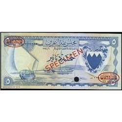 Bahrain. Bahrain Currency Board.