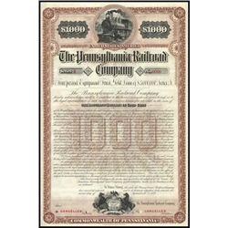 Pennsylvania. Pennsylvania Railroad Company.