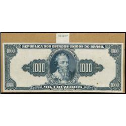Brazil. Rep. Dos Est. Unidos Do Brazil Proof Bank